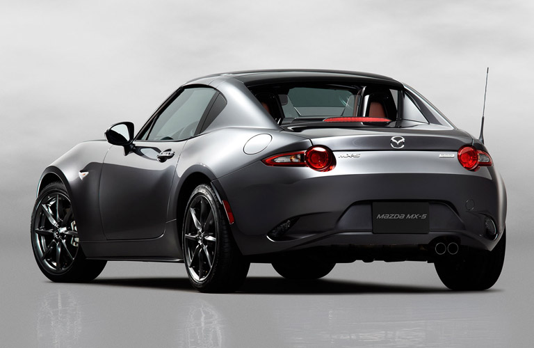 2017 Mazda Miata RF athletic stance