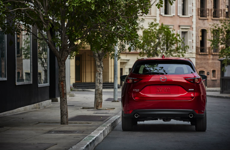 2017 Mazda Cx 5 Fuel Efficiency And Driving Range