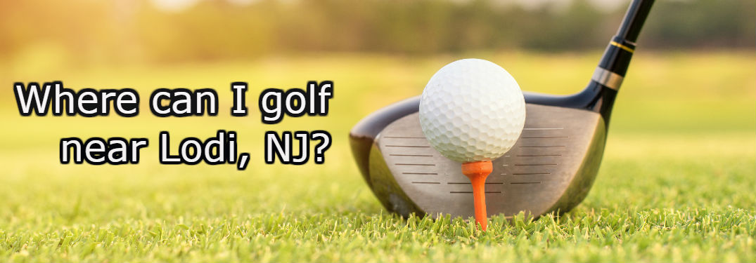 Golf Courses in North New Jersey