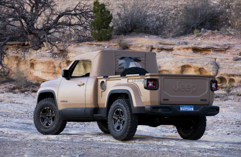 2016 Jeep Truck >> Will There Be A Jeep Pickup Yes There Will