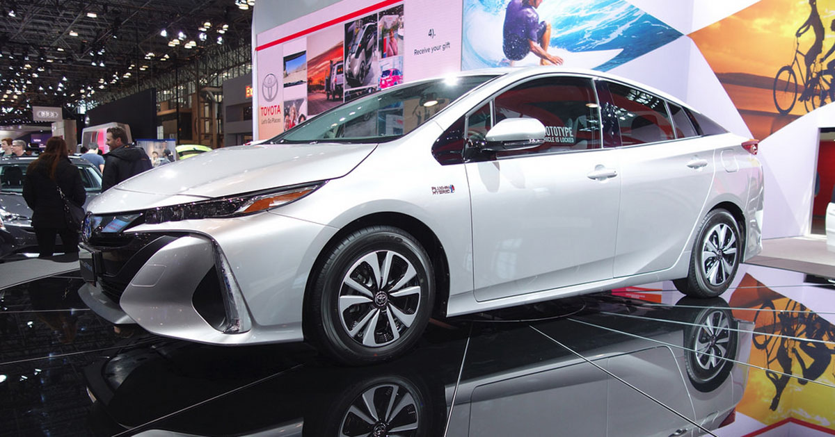 Word is Out: Toyota Plans to Mass-Produce Electric Cars by 2020
