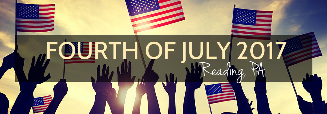 4th of July 2017 events near Reading PA