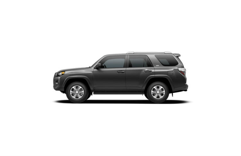 St Louis Toyota Dealer >> What colors does the 2017 4Runner come in?