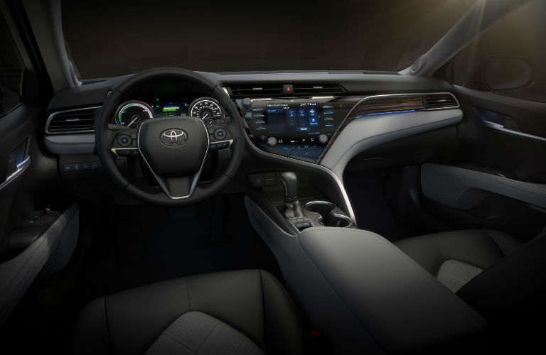 Camry Command Center