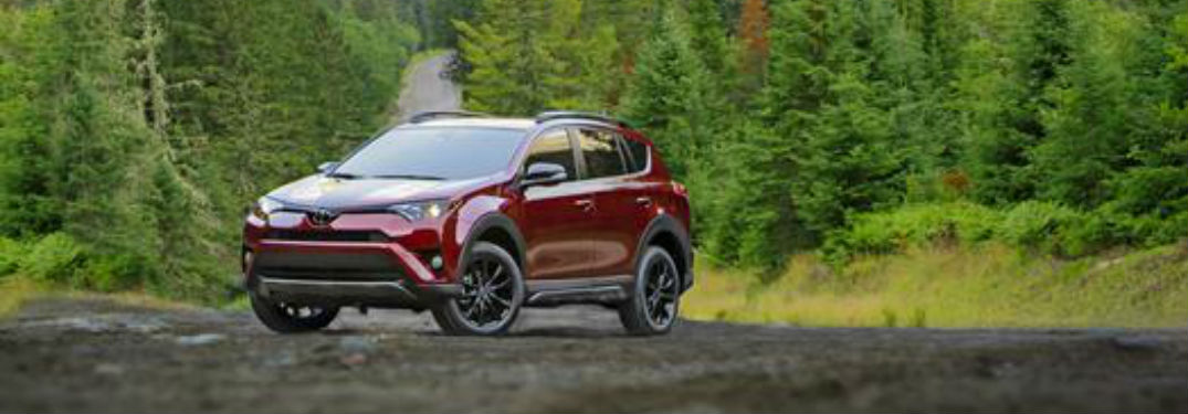 2018 Toyota RAV4 Adventure release date and special features