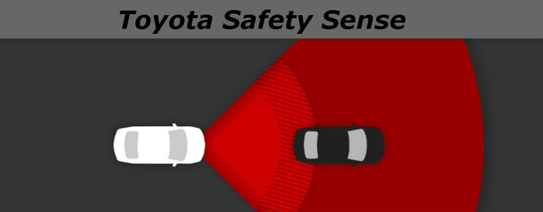 how toyota safety sense works. Black Bedroom Furniture Sets. Home Design Ideas