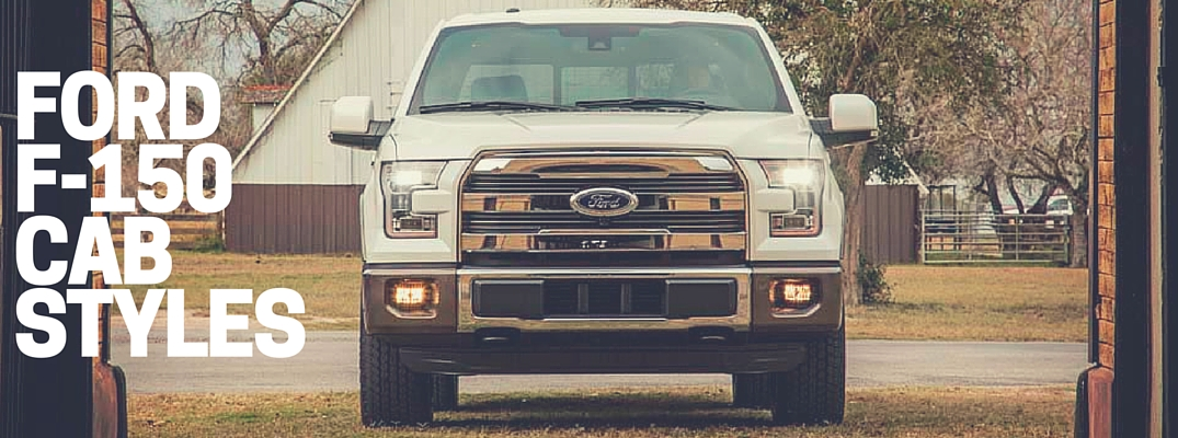 which ford f 150 cab option is right for you. Black Bedroom Furniture Sets. Home Design Ideas