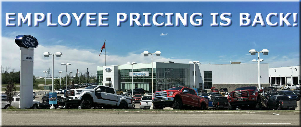 You Pay What We Pay Employee Pricing Sherwood Ford - Ford employee pricing vs invoice