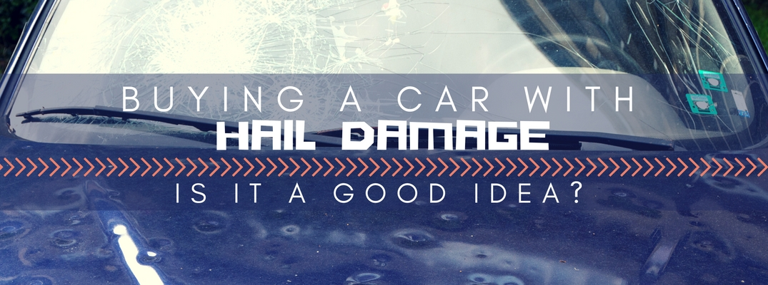 Buying A Used Car With Hail Damage