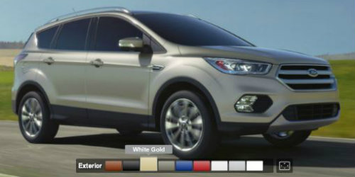platinum titanium ford test escape road fleet report img clean