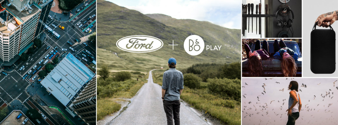 Ford BO PLAY sound system