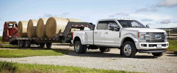 F350 Towing Capacity >> 2017 Ford Super Duty Towing Capacity