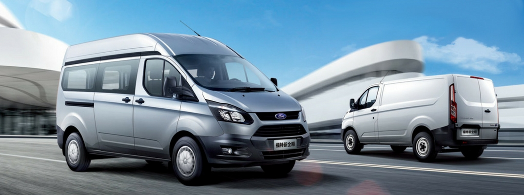 Ford Transit best-selling cargo van in the world