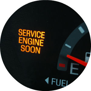 Service Engine Soon Light