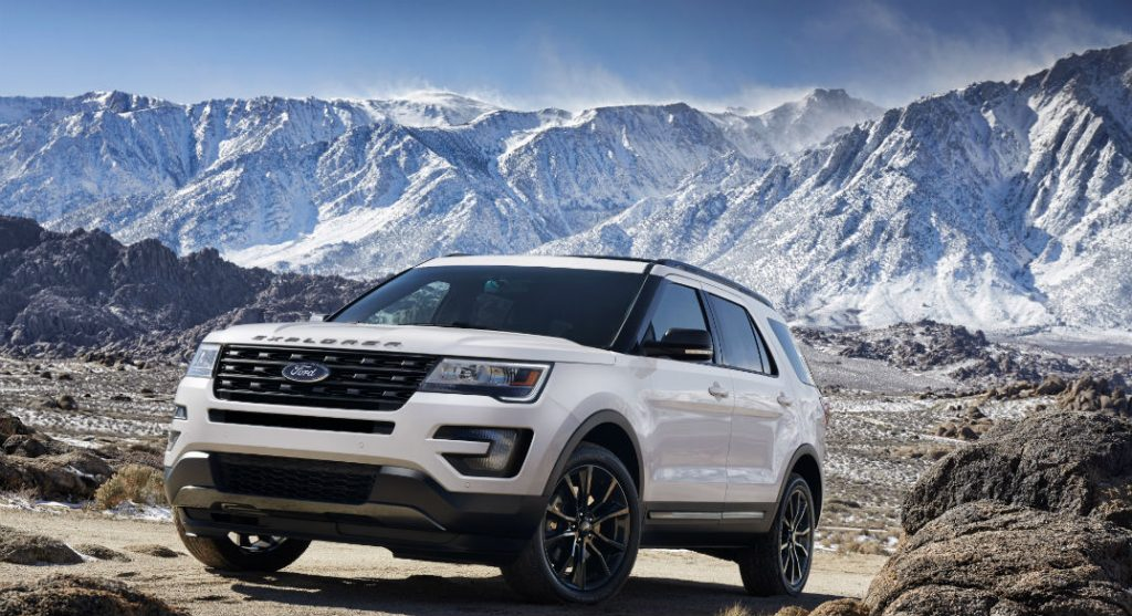 explorer alloy exterior view wheels release images tailpipe rear taillights ford interior date price