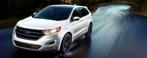 January Ford Edge sales Edmonton AB
