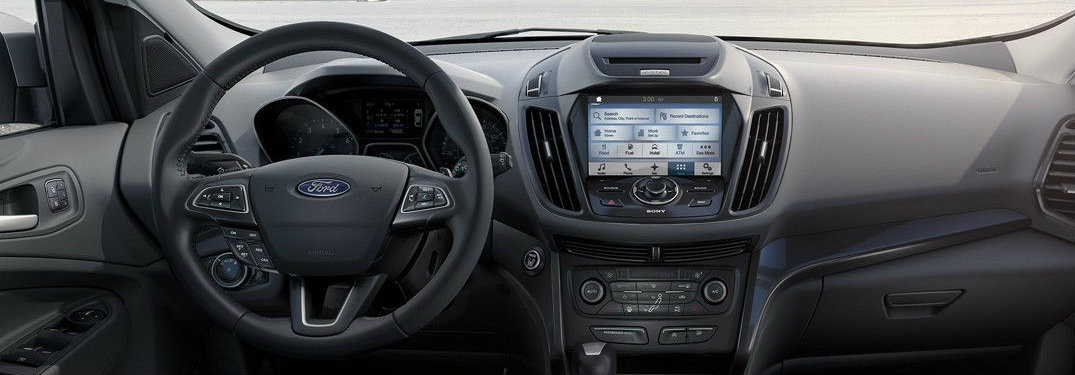 Ford SYNC features