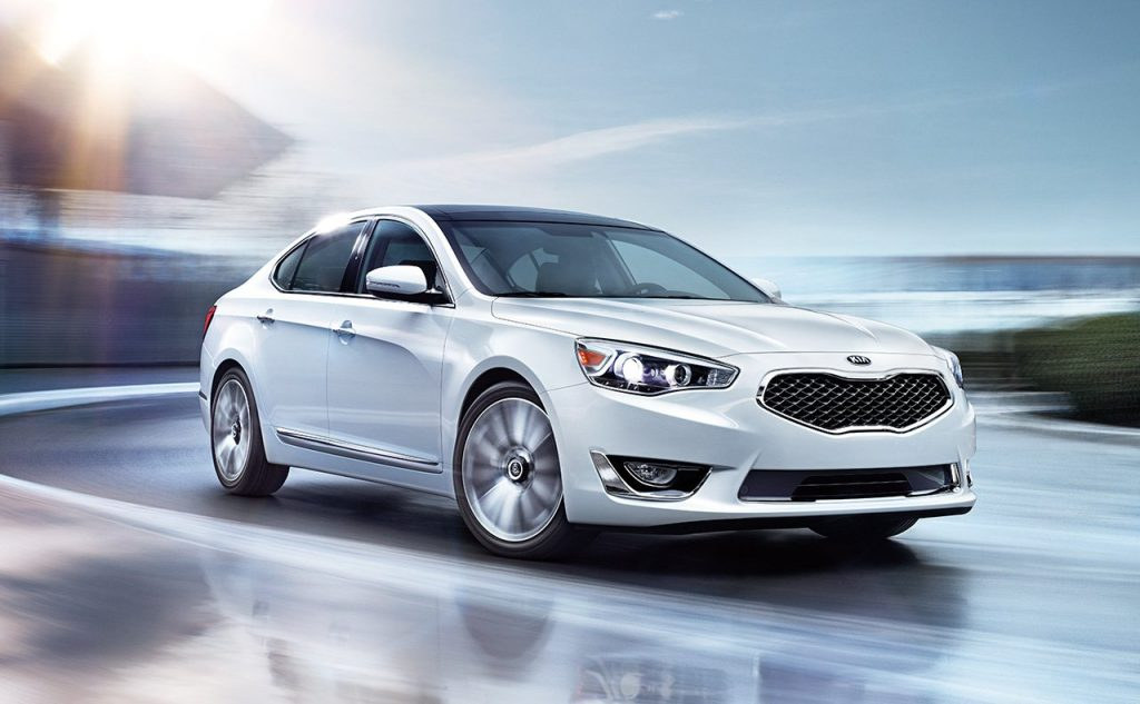 The 2016 Kia Cadenza: A Great Vehicle For Summer