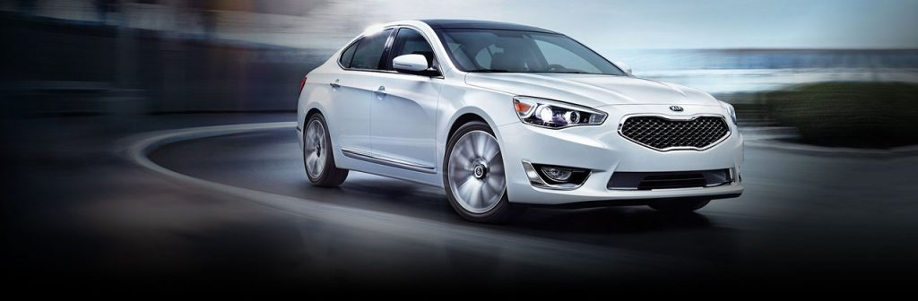 2016 Kia Cadenza: Surging Into the Luxury Car Market