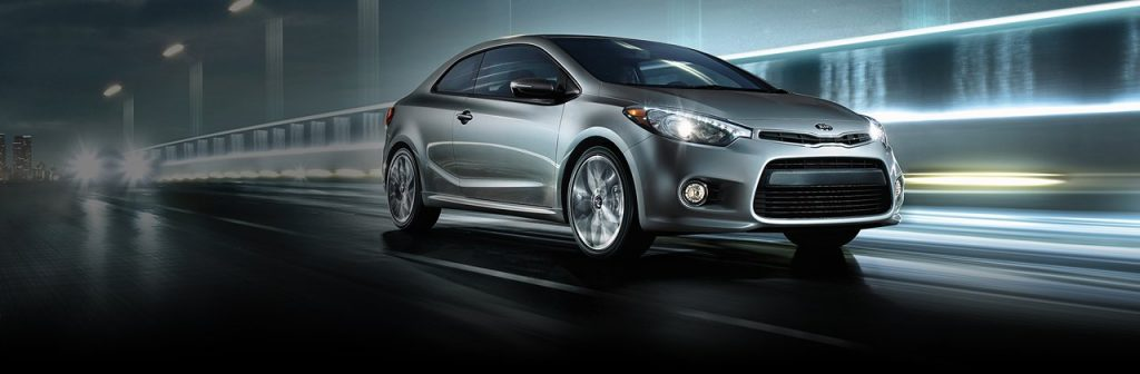 The 2016 Kia Forte Koup has it all