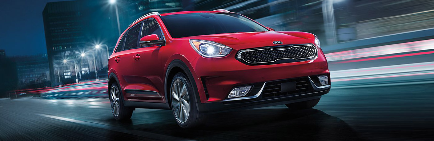 2017 kia niro trims pricing standard features. Black Bedroom Furniture Sets. Home Design Ideas