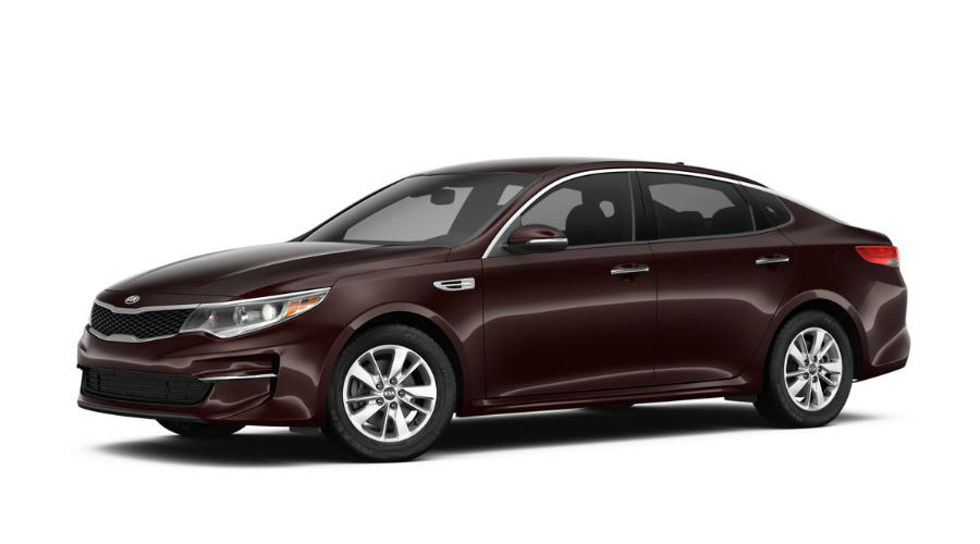 Color Options for 2017 Kia Optima