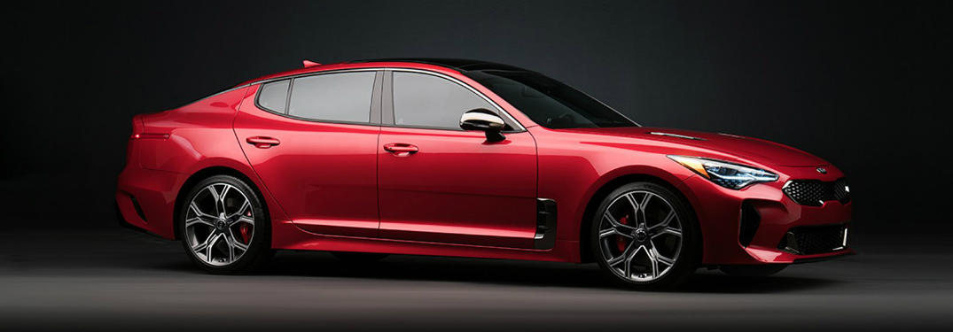 Features and Specs of the 2018 Kia Stinger