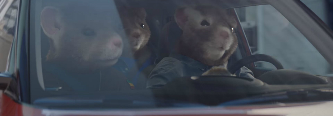What is the Song in the 2017 Kia Soul Turbo Hamster Commercial?