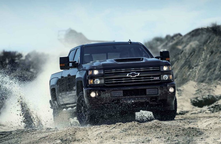 2017 Chevy Silverado 3500hd Specs And Features Milwaukee Wi