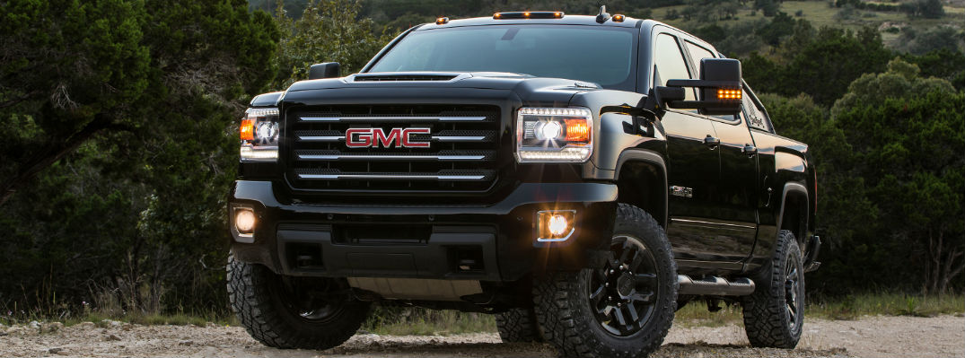 offroad package on gmc 2500 autos post. Black Bedroom Furniture Sets. Home Design Ideas