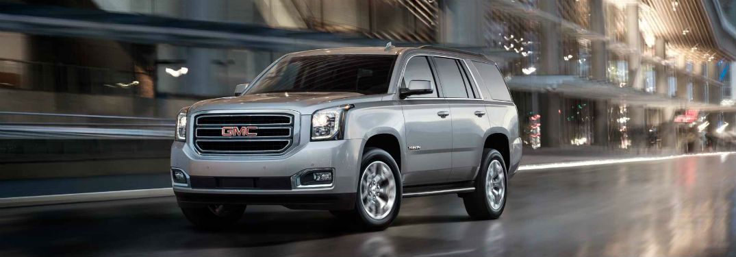 2017 GMC Yukon Style and Performance