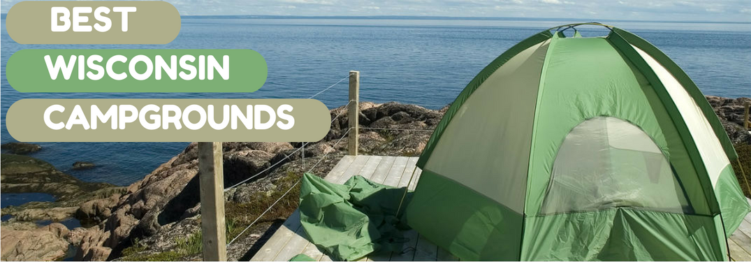 Where are the Best Campgrounds in Wisconsin