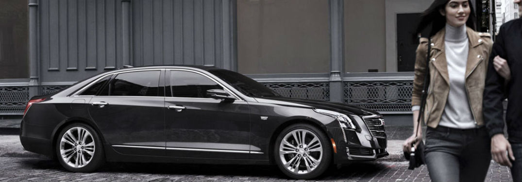2017 Cadillac CT6 Style and Performance