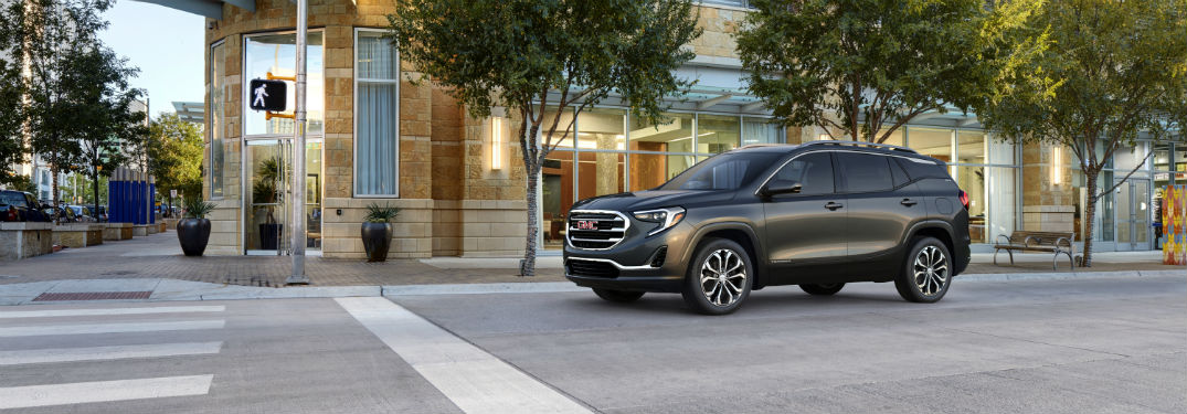 2018 GMC Terrain Performance Technology