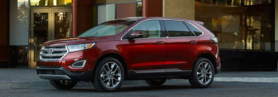 2018 Ford Edge Engine Efficiency