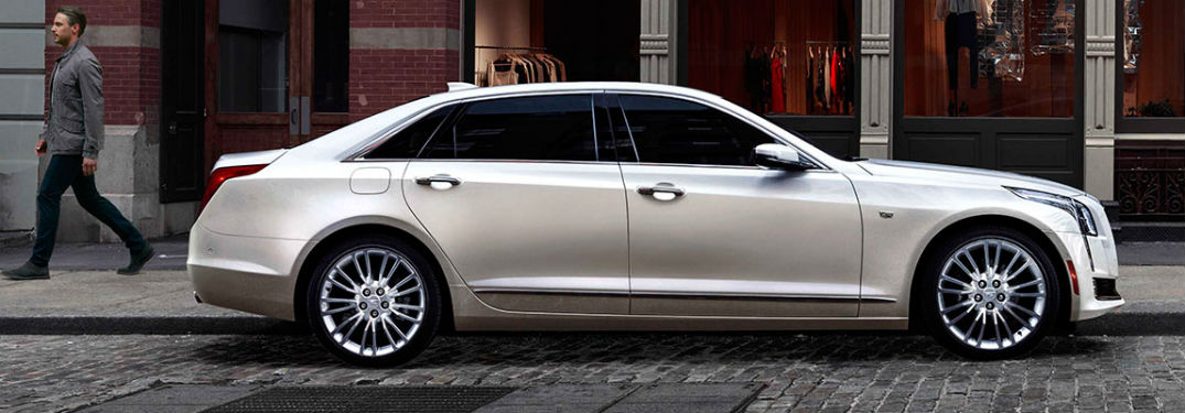 2018 Cadillac CT6 Sedan Specs and Features