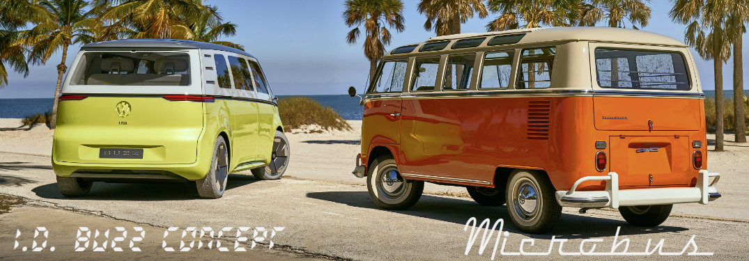 Why are old VW Microbus vans selling for so much money