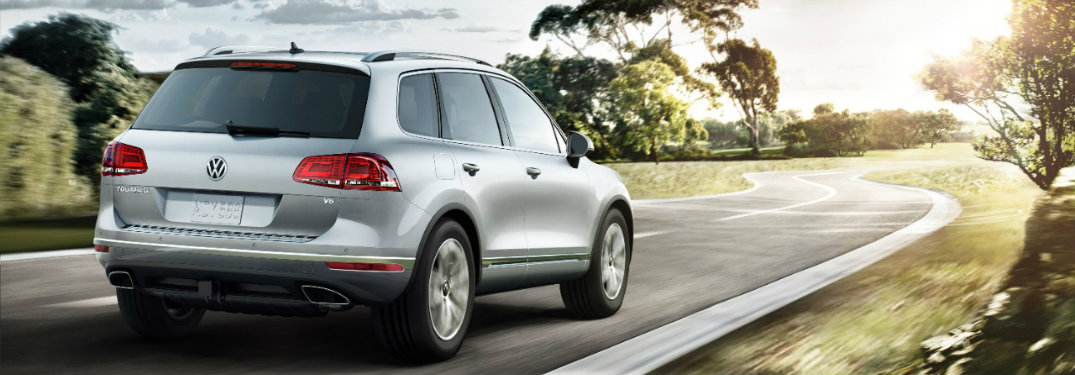 Why is the VW Touareg discontinued?