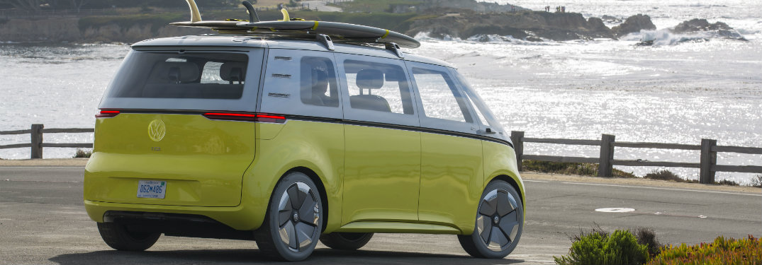 Is the Volkswagen I.D. Buzz going to be for sale