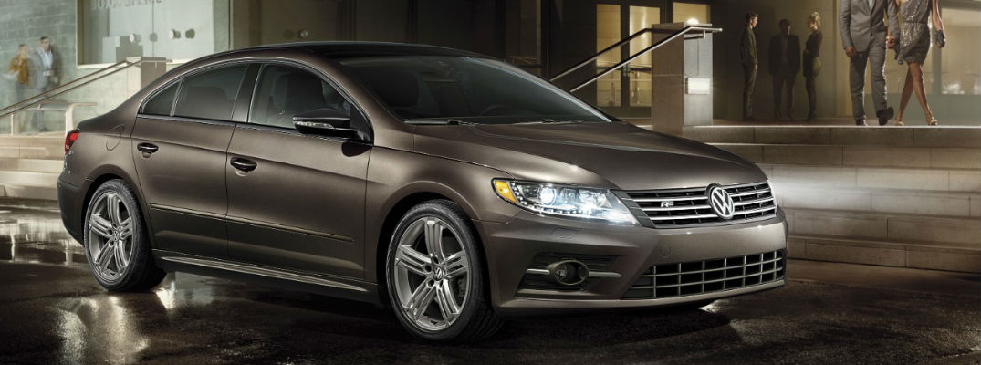 2017 Volkswagen Cc Colors And Configurations