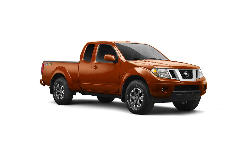 2016 Nissan Frontier and Nissan Titan XD Towing Capacities