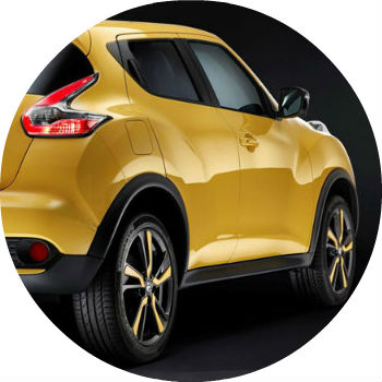 Nissan color studio for nissan juke and versa note - Nissan juke interior color options ...
