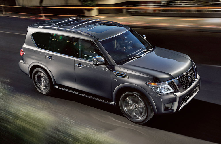 2017 Nissan Armada Performance Specs And Towing Capacity