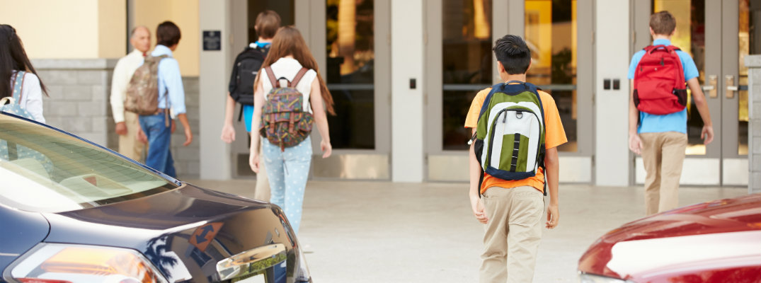 How to Easily Navigate the School Drop-Off Zone