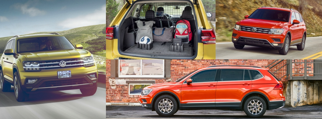 """The Volkswagen SUV Family"" Video"