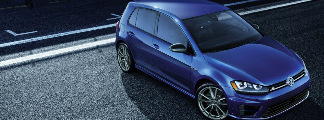 2017 Volkswagen Golf R Passenger Accommodations and Cargo Space