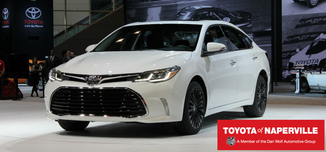 new 2016 Avalon coming to Naperville, IL