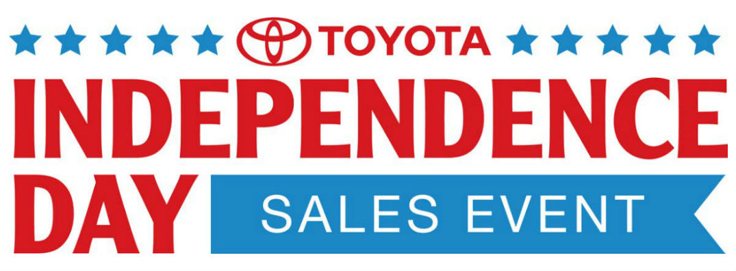 Toyota Independence Day Sale in Naperville, IL