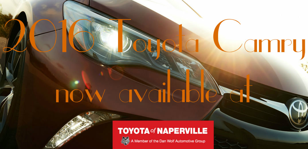 2016 Toyota Camry for sale in Naperville, IL