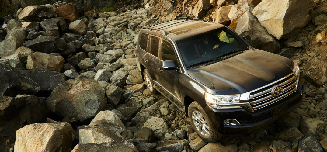 2016 Toyota Land Cruiser available for sale in Naperville, IL